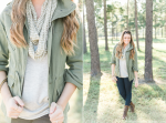 think elysian, fashion blog, style blog. army jacket, military jacket