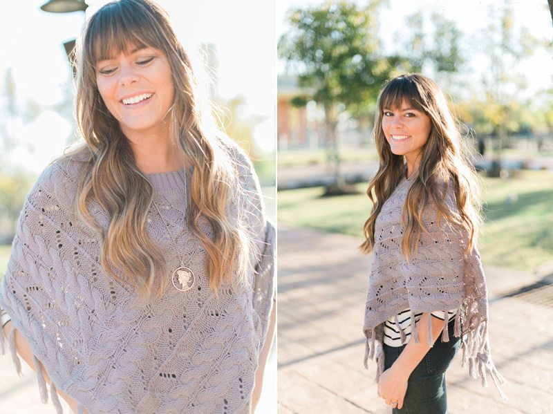 Relaxed Style: How to Style a Poncho // www.thinkelysian.com