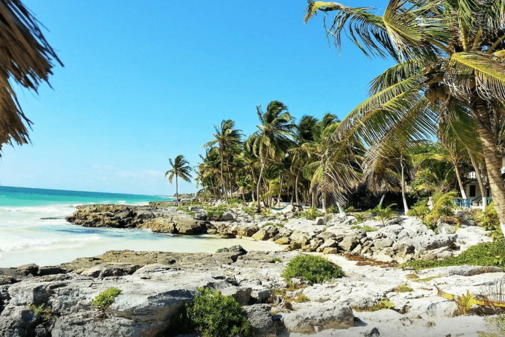 Wanderlust Wednesday - Affordable rentals in Tulum, Mexico - Budget Travel Guide from Think Elysian style + travel blog // www.thinkelysian.com