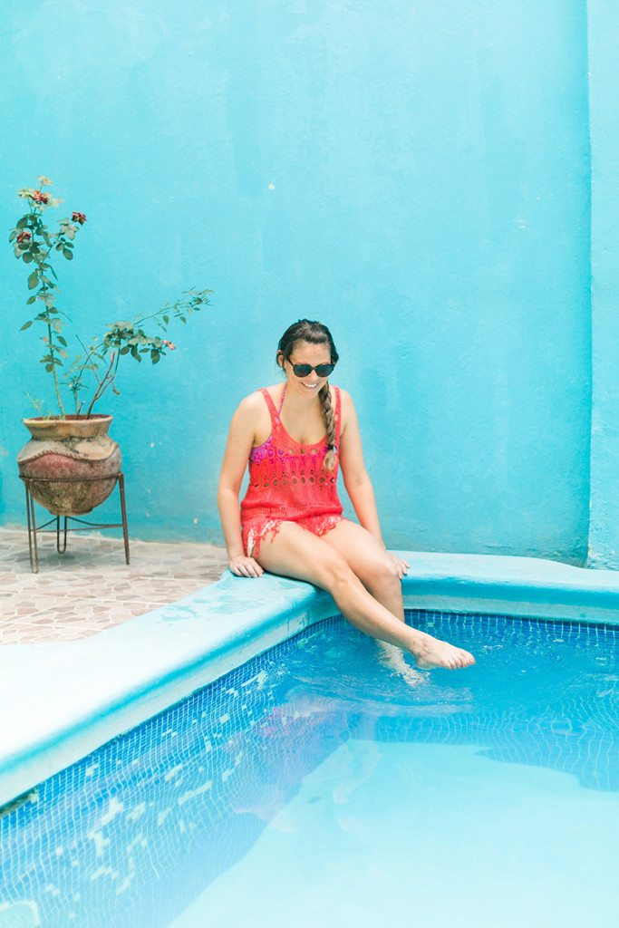 What I wore in Nicaragua + My favorite affordable swim cover-ups perfect for summer vacation! // thinkelysian.com