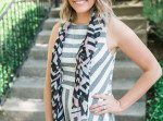 How to Mix Prints & Patterns with Natalie Weakly from Signature Style // thinkelysian.com