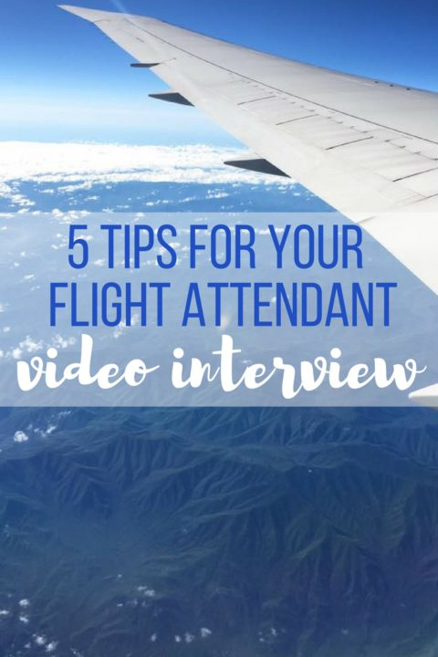 Flight-attendant-video-interview-tips-thinkelysian